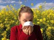 Аллергия как и чем ее лечить