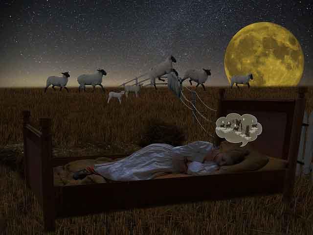 Бессонница по ночам что делать