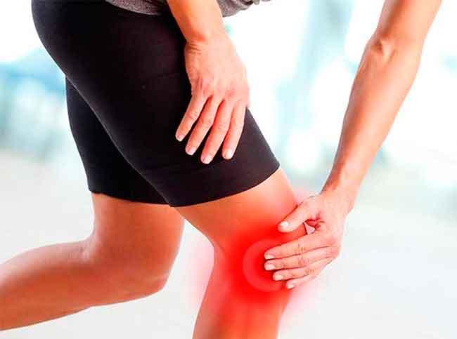 Народные средства от боли в суставах колена